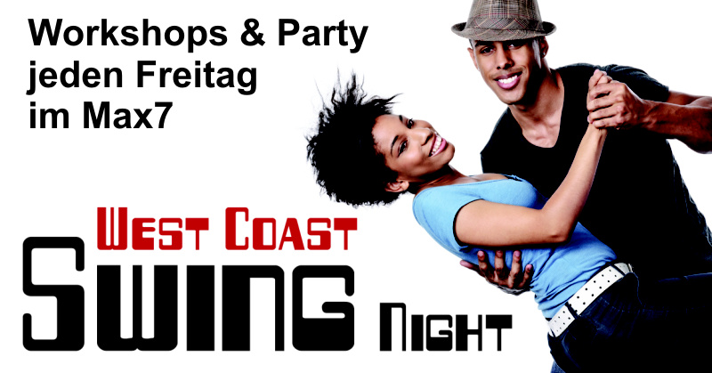 West Coast Swing Freitag